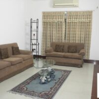 Fully furnished (3 Bedrooms) Excellent flat rent at Gulshan-2 for Family/ Foreigner